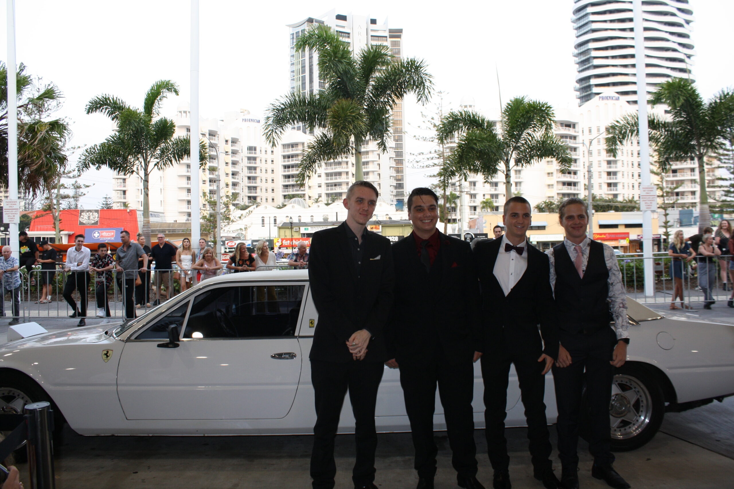 BROAD BEACH CONVENTION CENTRE FORMAL
